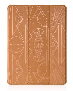 Купить Чехол HOCO Cube Brown для iPad Air 2