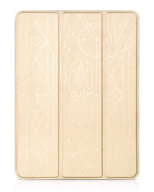 Чехол HOCO Cube Golden для iPad Air 2