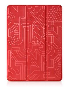 Купить Чехол HOCO Cube Red для iPad Air 2