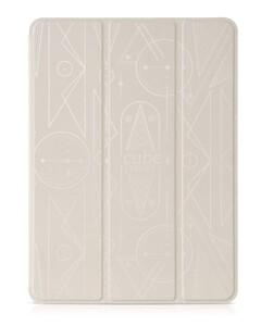 Купить Чехол HOCO Cube Beige для iPad Air 2