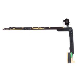 Купить Шлейф с аудио-разъемом для iPad 3 4G