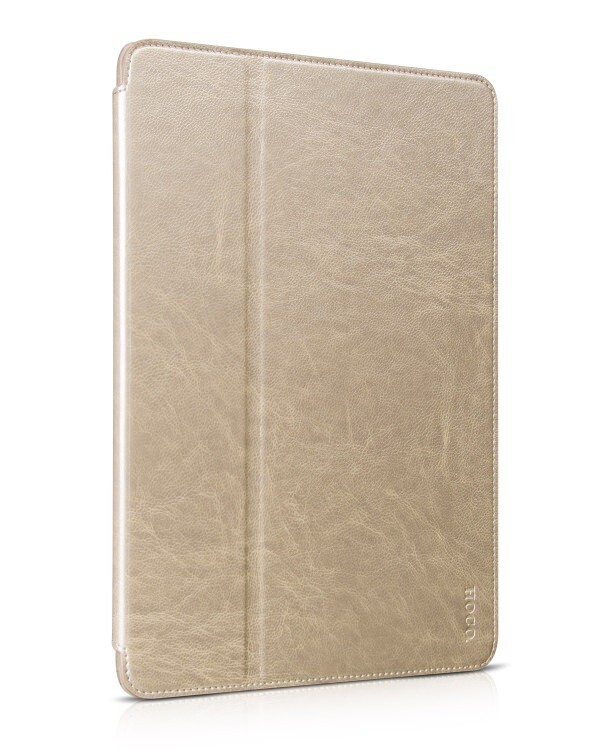 Чехол HOCO Crystal Classic Golden для iPad Air 2