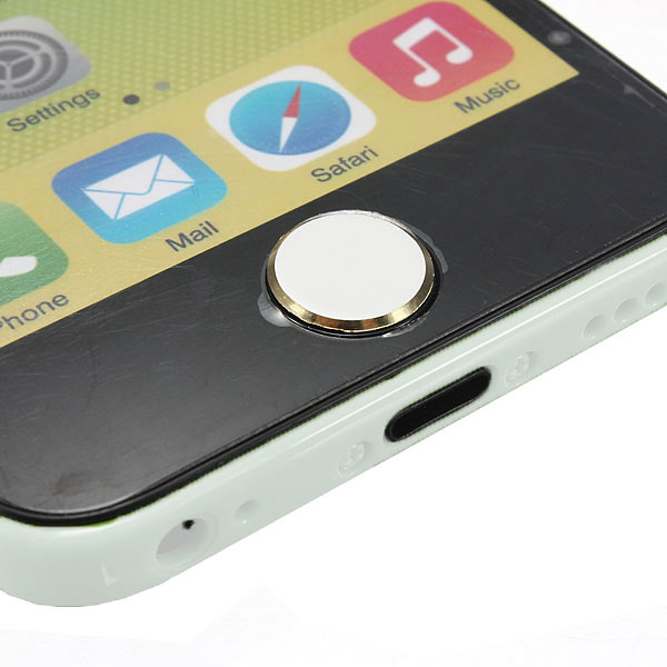 Наклейка на кнопку HOME под iPhone 5S