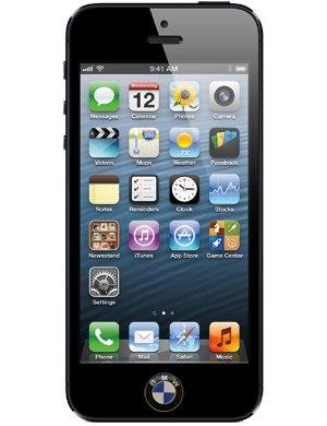 Наклейка BMW на кнопку HOME для iPhone, iPad, iPod