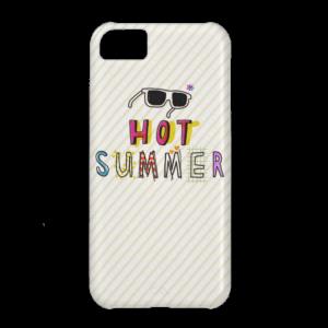 Купить Чехол BartCase Hot Summer для iPhone 5C