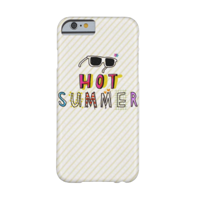 Чехол BartCase Hot Summer для iPhone