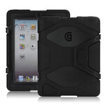 Чехол GRIFFIN Survivor All-Terrain Black для iPad 2/3/4