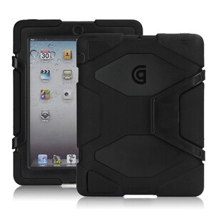 Купить Чехол GRIFFIN Survivor All-Terrain Black для iPad 2/3/4