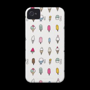 Купить Чехол BartCase IceCream для iPhone 4/4S