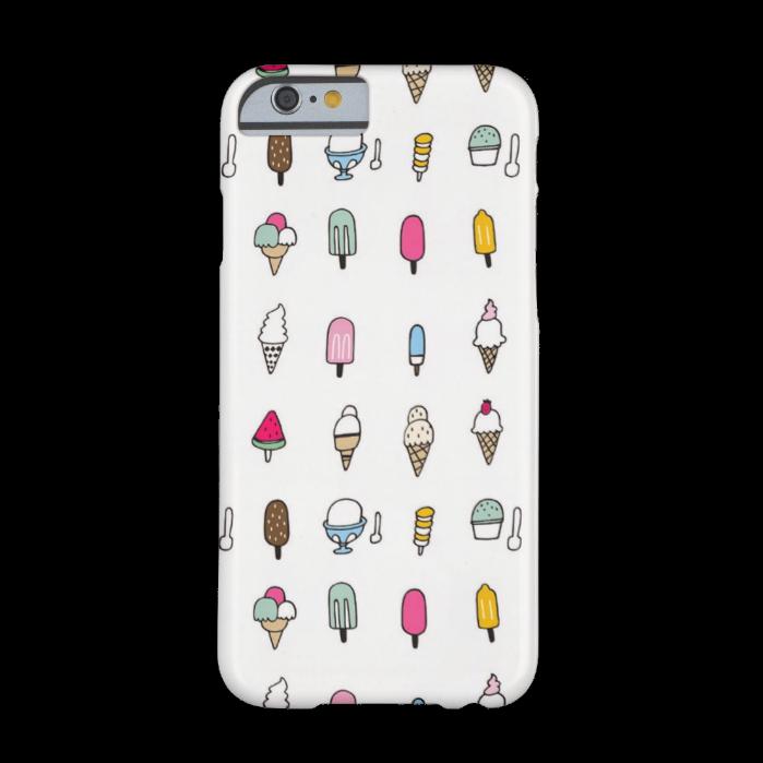 Чехол BartCase IceCream для iPhone 6/6s