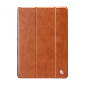 """Купить Кожаный чехол Jisoncase Protective Skin Brown для iPad Pro 9.7"""""""
