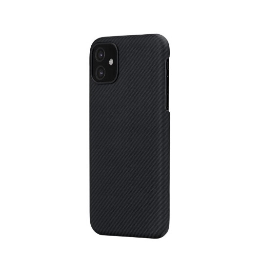 Чехол Pitaka Air Case Black/Grey для iPhone 11