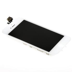 Купить Оригинальный белый дисплей для iPhone 5 (в сборе с тачскрином)