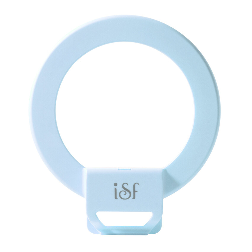 Вспышка iSF Ring Light Blue