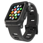 Чехол LUNATIK EPIK ALUMINUM Black для Apple Watch Series 1 42mm