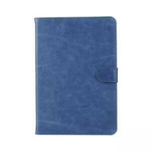 Купить Кожаный чехол HorseShell Blue для iPad mini 4