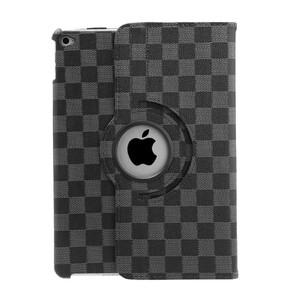 Купить Кожаный чехол 360 LV Pattern Black для iPad Air 2