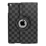 """Кожаный чехол 360 LV Pattern Black для iPad Air/9.7"""" (2017/2018)"""