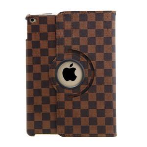 Купить Кожаный чехол 360 LV Pattern Brown для iPad Air 2