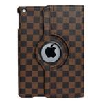 "Кожаный чехол 360 LV Pattern Brown для iPad Air/9.7"" (2017/2018)"