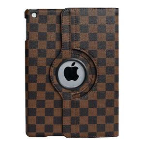 Купить Кожаный чехол 360 LV Pattern Brown для iPad Air