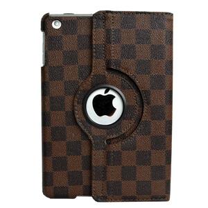 Купить Кожаный чехол 360 LV Pattern Brown для iPad mini 1/2/3