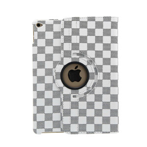 Купить Кожаный чехол 360 LV Pattern White для iPad Air 2