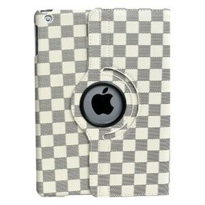 "Купить Кожаный чехол 360 LV Pattern White для iPad Air/9.7"" (2017/2018)"
