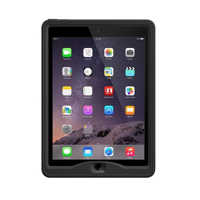 Чехол LifeProof NÜÜD Black/Black для iPad Air 2