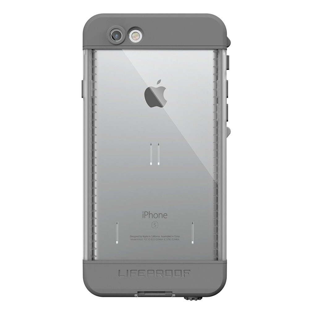 Чехол LifeProof NÜÜD Avalanche White для iPhone 6 Plus/6s Plus