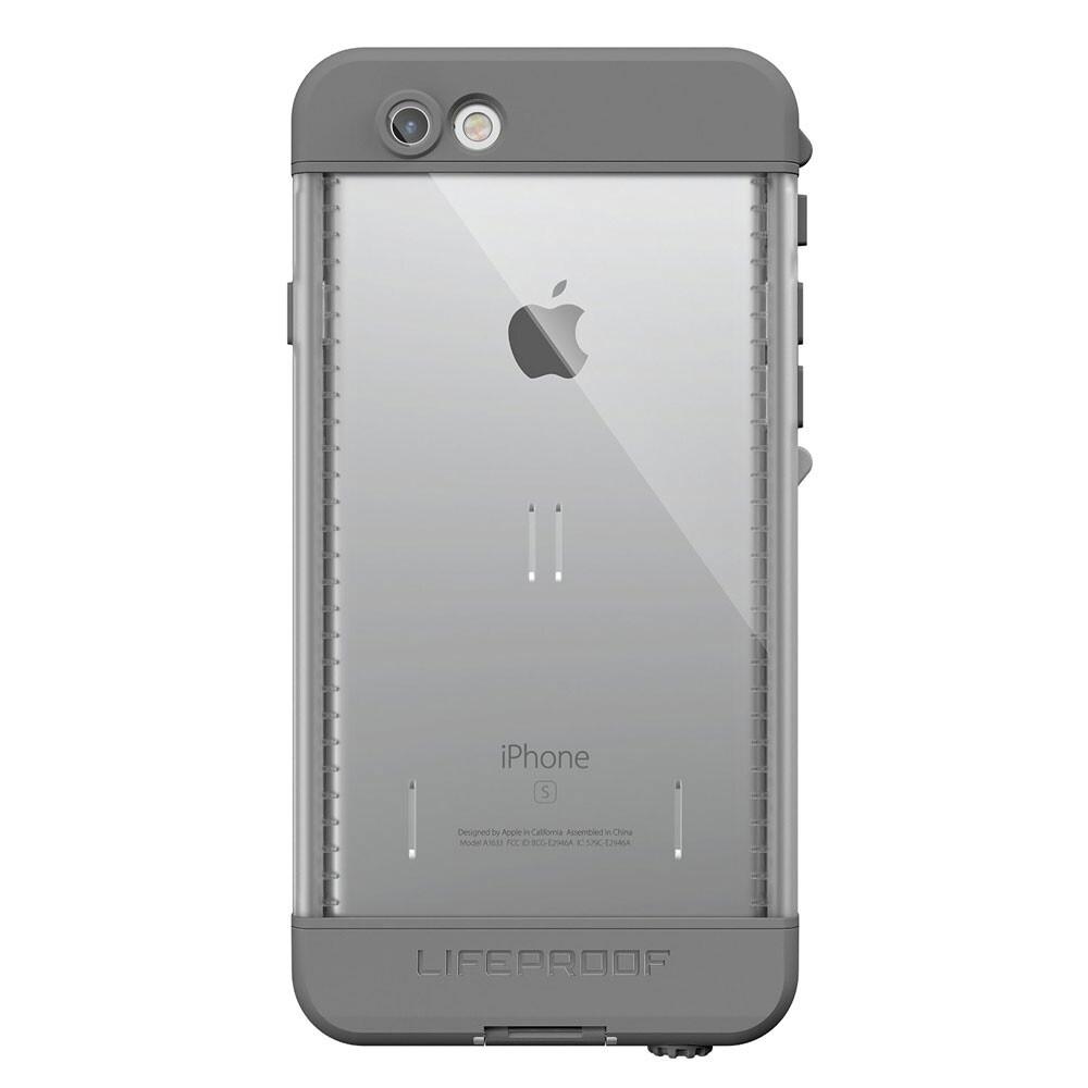 Чехол LifeProof NÜÜD Avalanche White для iPhone 6/6s Plus