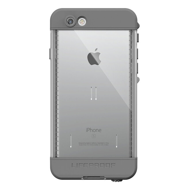 Чехол LifeProof NÜÜD Avalanche White для iPhone 6/6s
