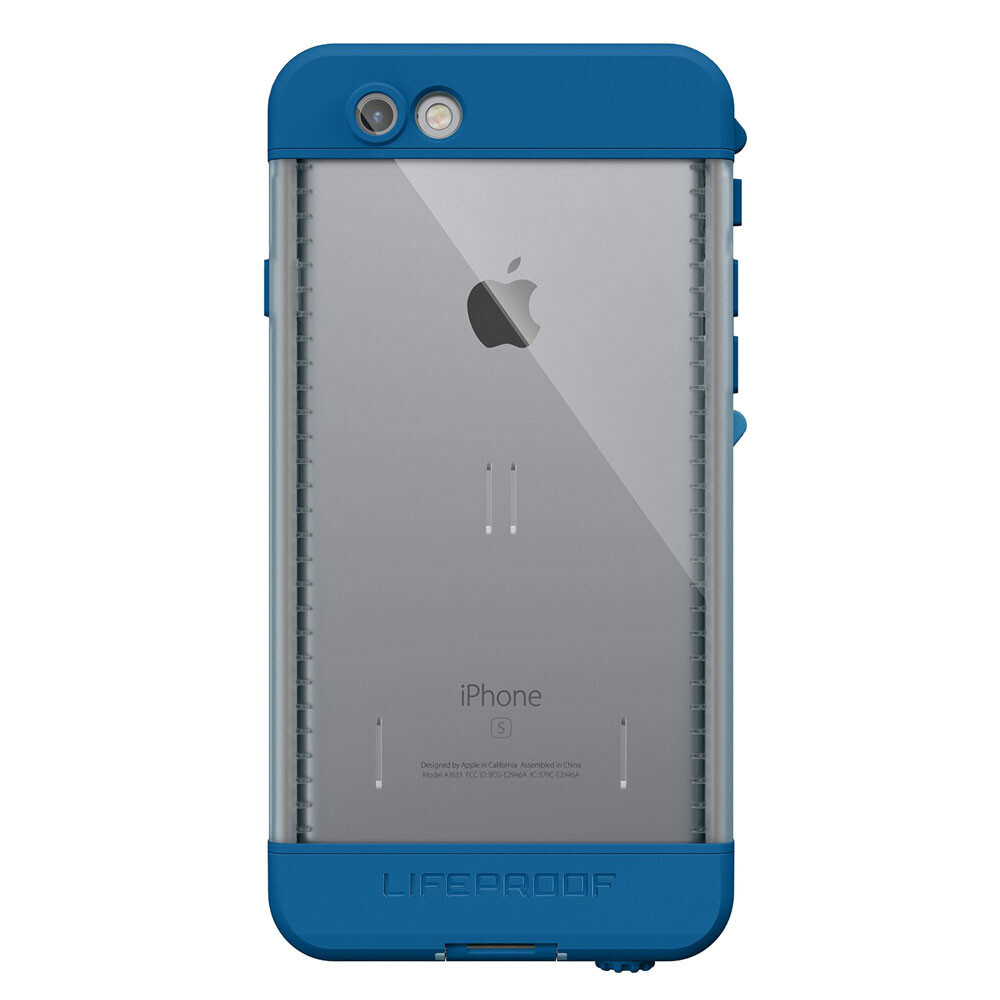 Чехол LifeProof NÜÜD Cliff Dive Blue для iPhone 6 Plus/6s Plus