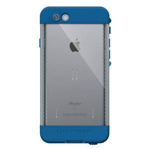 Купить Чехол LifeProof NÜÜD Cliff Dive Blue для iPhone 6/6s Plus