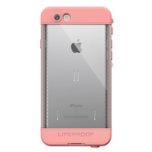 Чехол LifeProof NÜÜD First Light Pink для iPhone 6/6s