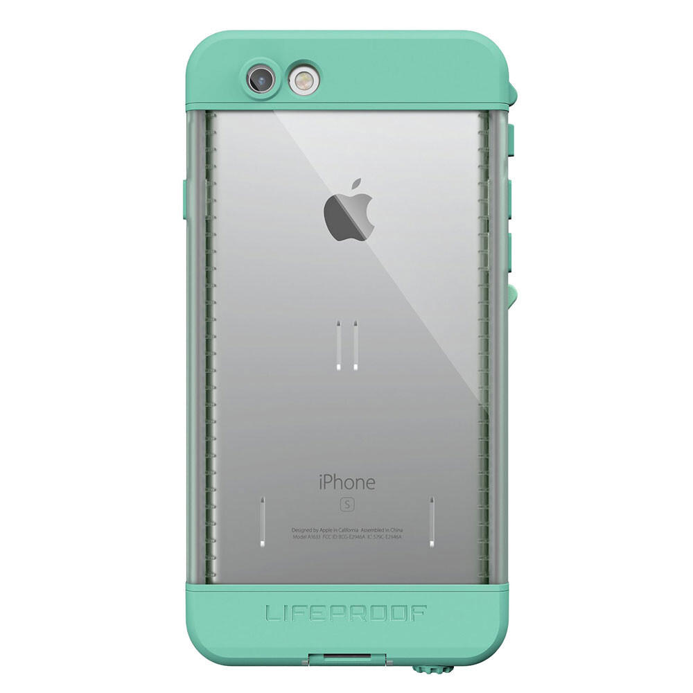 Чехол LifeProof NÜÜD Undertow Aqua для iPhone 6 Plus/6s Plus