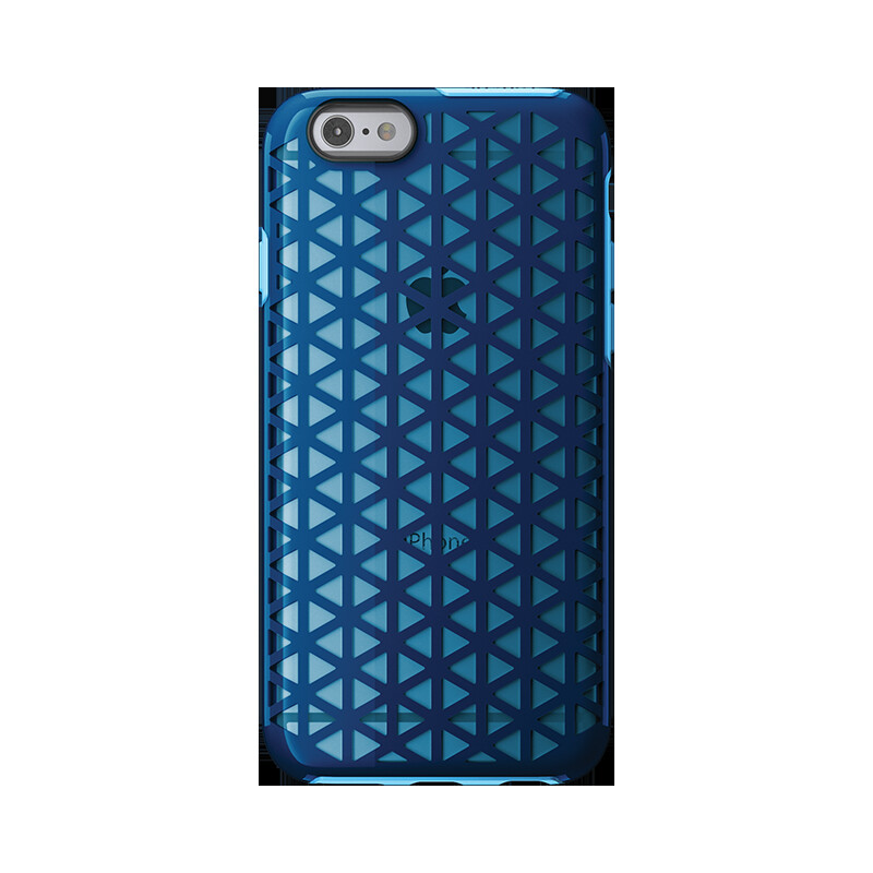Чехол LunaTik ARCHITEK Blue для iPhone 6/6s