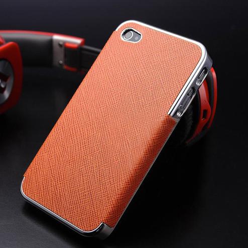 Чехол-накладка OYO Chrome Orange для iPhone 5/5S/SE