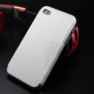 Купить Чехол-накладка OYO Chrome White для iPhone 5/5S/SE