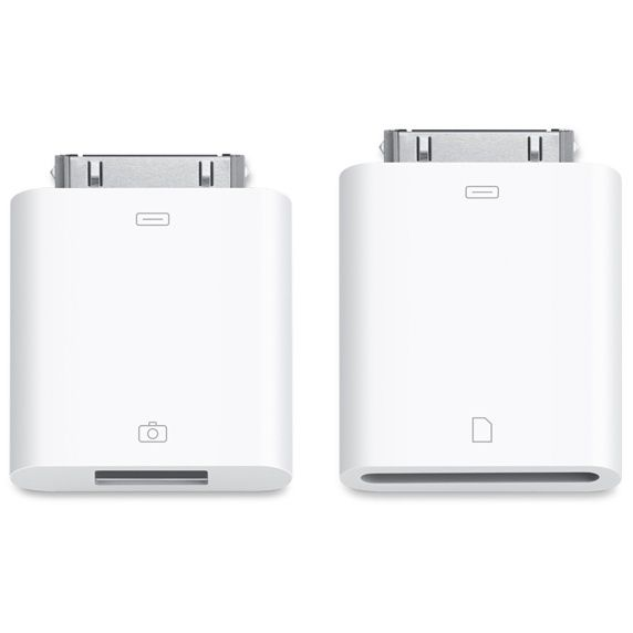 Адаптер Apple iPad Camera Connection Kit MC531 (Переходник USB, SD)