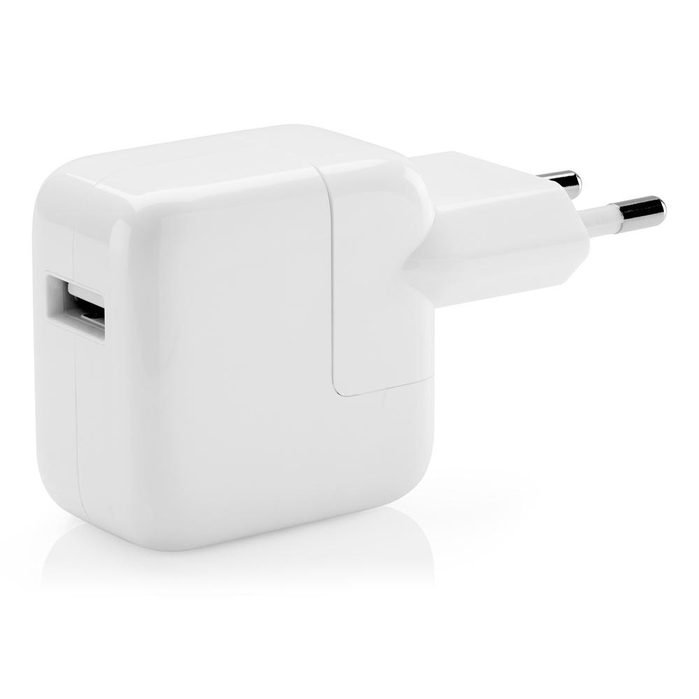 Купить Сетевое зарядное устройство Apple 12W USB Power Adapter (MD836) для iPad | iPhone
