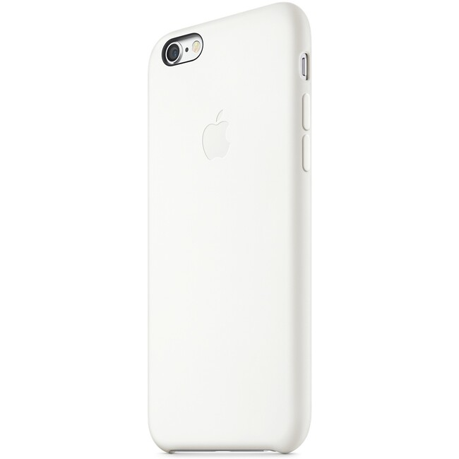 Чехол Apple Silicone Case White (MGQG2) для iPhone 6/6s