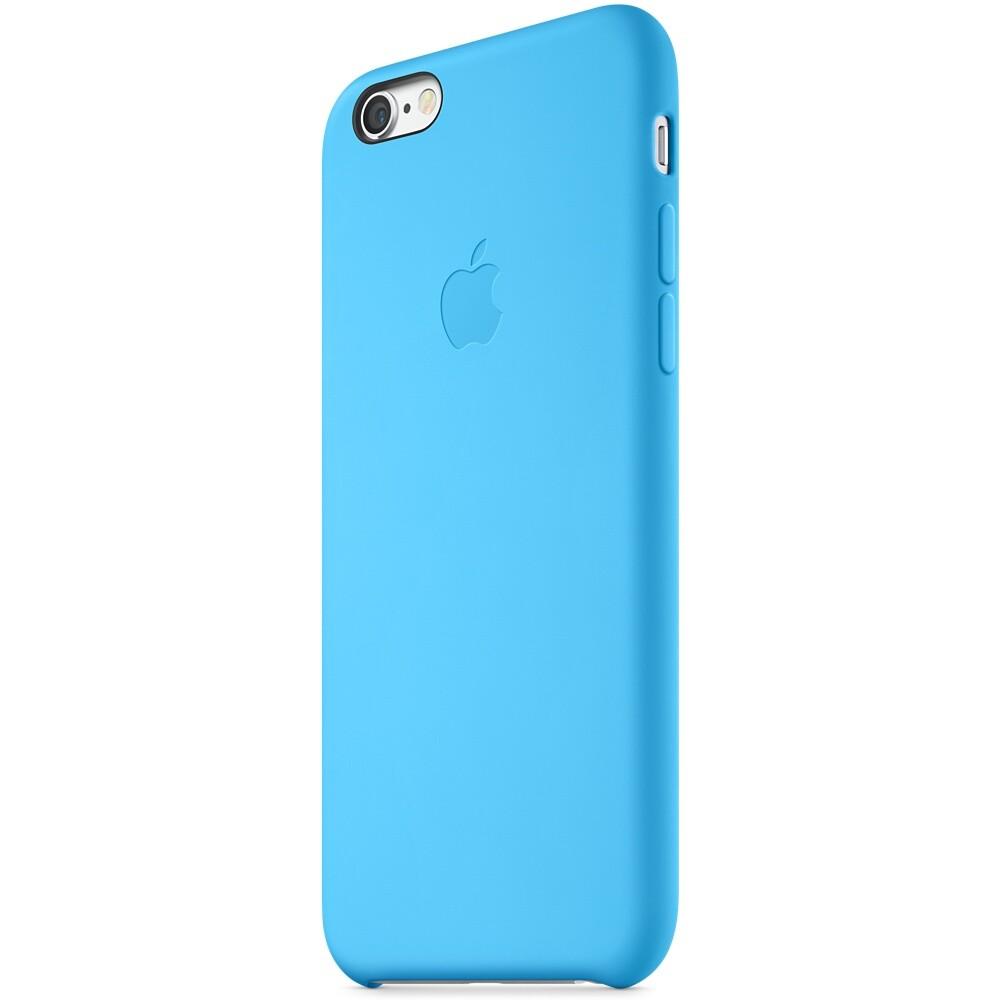 Чехол Apple Silicone Case Blue (MGQJ2) для iPhone 6/6s