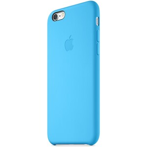 Купить Чехол Apple Silicone Case Blue (MGQJ2) для iPhone 6/6s