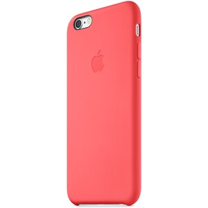 Купить Чехол Apple Silicone Case Pink (MGXT2) для iPhone 6/6s
