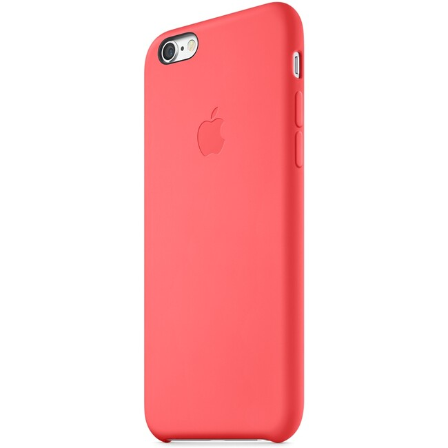 Чехол Apple Silicone Case Pink (MGXT2) для iPhone 6/6s