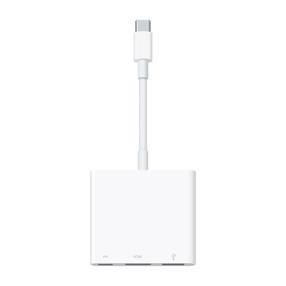 Адаптер Apple USB-C Digital AV Multiport HDMI Adapter (MJ1K2)