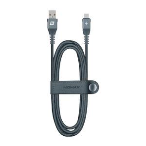 Купить Кабель Momax Elite Link Grey USB-A to USB Type-C 1.m