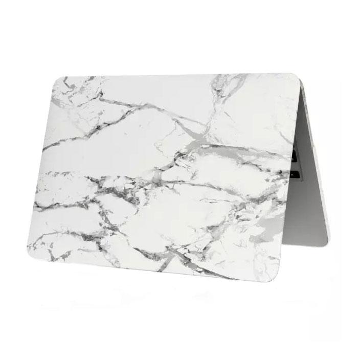 "Купить Мраморный чехол iLoungeMax Marble White   Gray для MacBook 12"""
