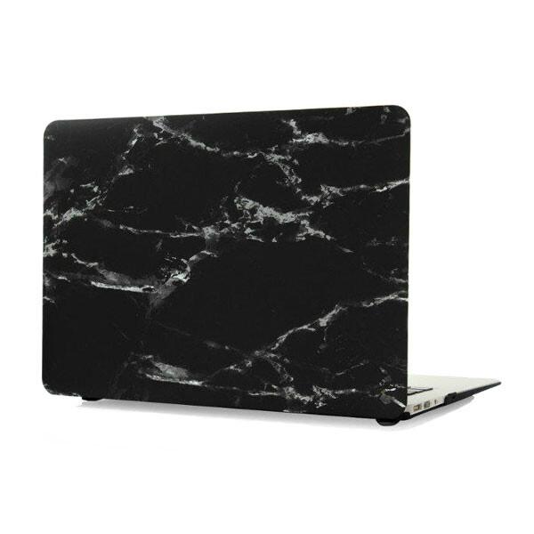 """Мраморный чехол Marble Black/White для MacBook Air 11"""""""